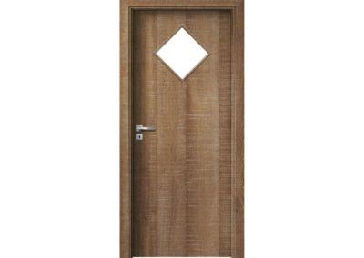 Interiérové dveře Zéta 01