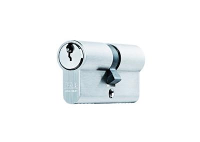 Bezpečnostní cylindrická vložka s klíči